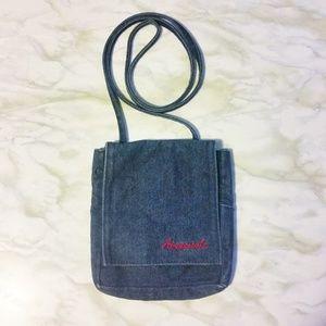 Vintage Aeropostale Denim Crossbody Bag